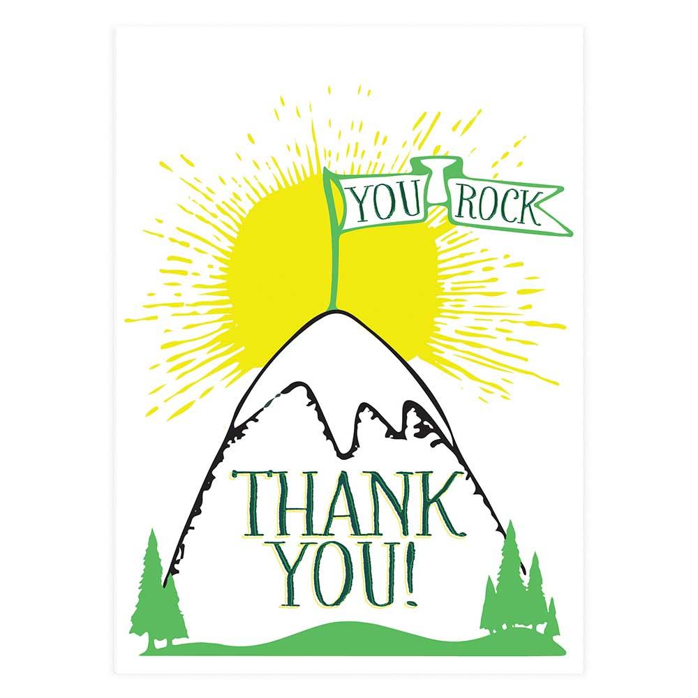 You Rock Mountain Potluck Press